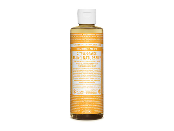 Dr. Bronner's 18-in-1