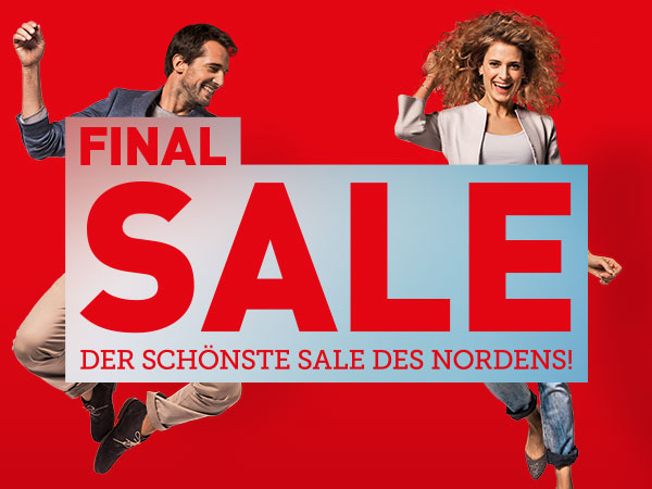 Final SALE bei dodenhof